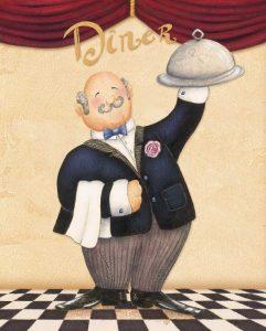 The Waiter – Diner