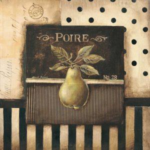 Poire – square