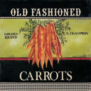 Old Fashioned Carrots