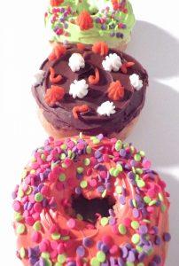 Doughnut Line I