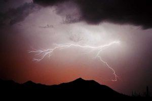Mountian Lightning