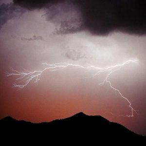 Mountian Lightning Sq.