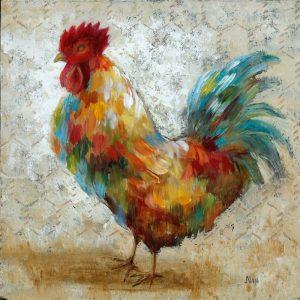 Fancy Rooster II