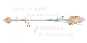Princess and Warrior