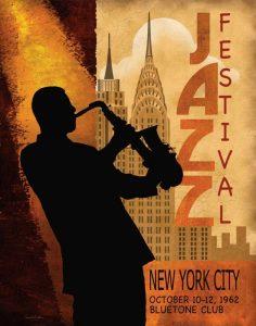 1962 Jazz in New York