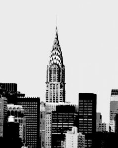 Vintage NY II