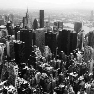 Manhattan and the Hudson