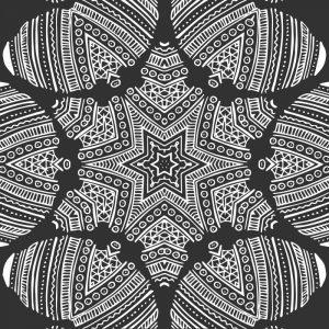 Kaleidoscope Duo I