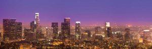 Purple LA Sunset