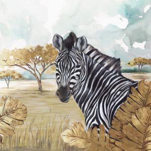 Golden Zebras