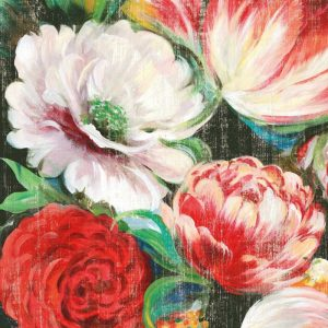 Lavish Blooms I – Mini