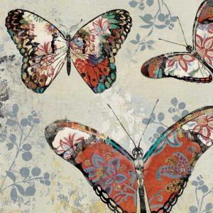 Patterned Butterflies II