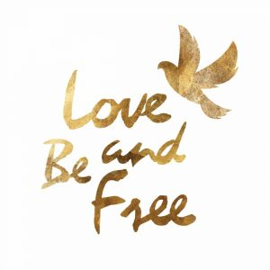 Love and Be Free with Bird