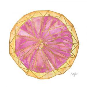 Origami Grapefruit