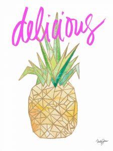 Delicious Pineapple