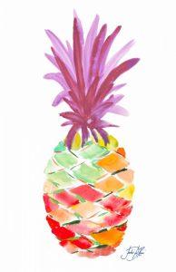 Punchy Pineapple I