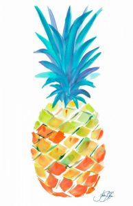Punchy Pineapple II