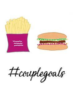 Hashtag Couplegoals