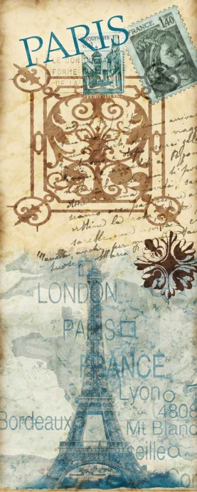 Paris Postage