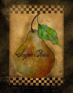 Sugar Pears