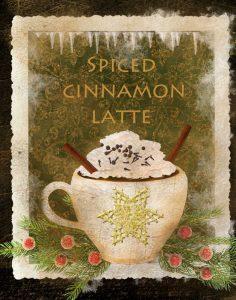 Spiced Cinnamon Latte