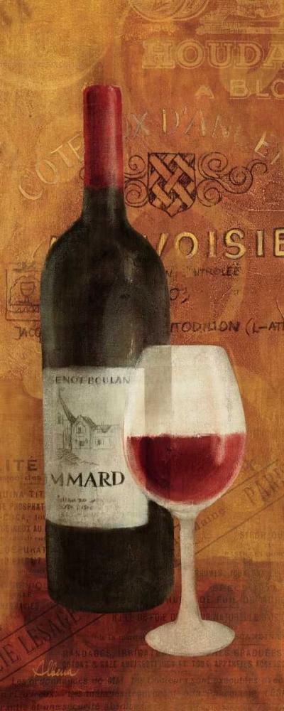 Vin Rouge Panel II