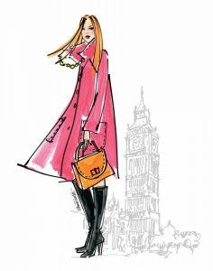 Colorful Fashion I – London