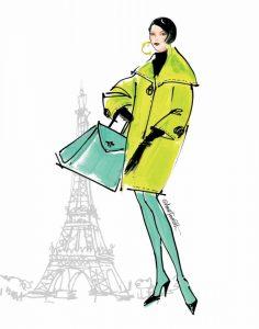Colorful Fashion II – Paris