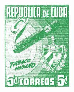 Cuba Stamp XI Bright