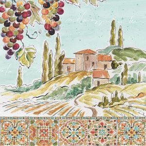 Tuscan Breeze III