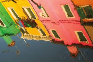 Reflections of Burano X