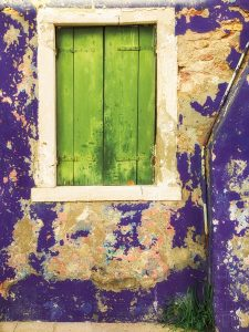 Windows of Burano I