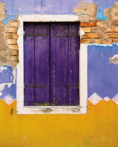 Windows of Burano IV