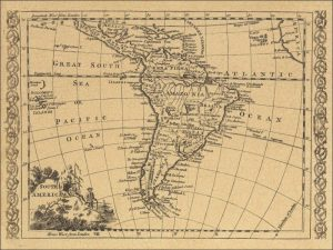 South America 1802