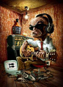 Bluesman 1