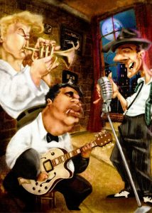 Band Jazz Club