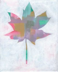 Leaf Abstract II