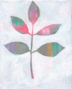Leaf Abstract III