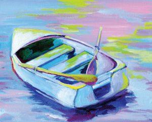 Sunset Boat II