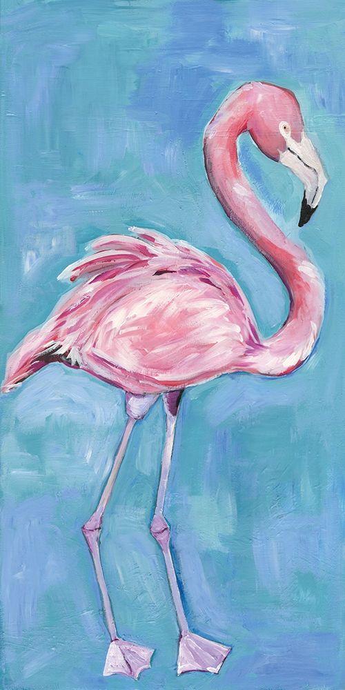 Pink Flaming II