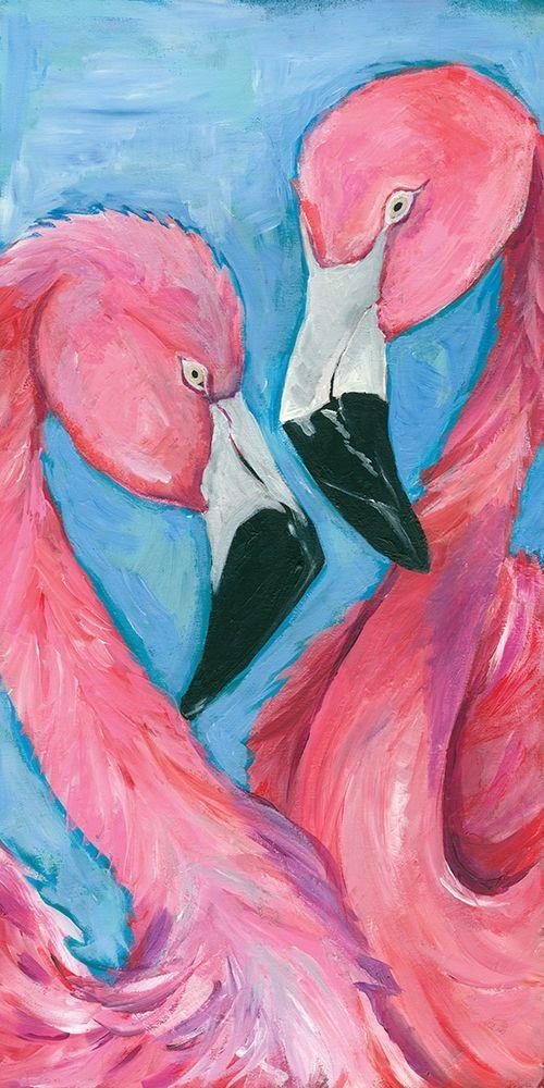 Pink Flaming III