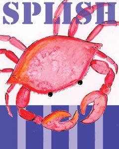 Splish Crab