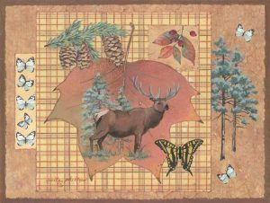 Elk Leaf