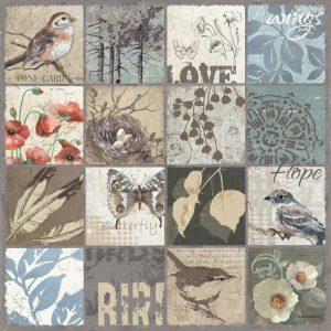 Bird 16 Patch