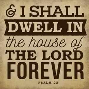 Shall Dwell