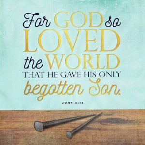 God So Loved