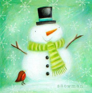 Cute Snowman II