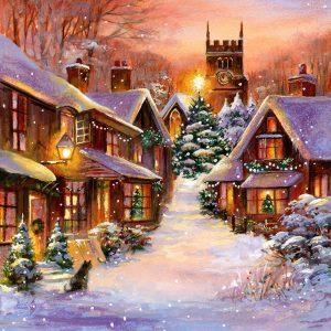 Christmas Town I