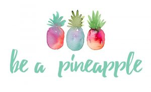 Be a Pineapple – Mint