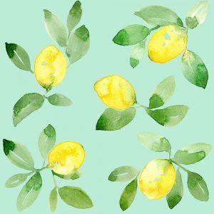 Lemons – Mint
